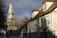 Papildināts – Pēc parādu nomaksas Vācu biedrībai ļaus palikt telpās Stendera ielā