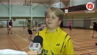 Liepājai arī savs čempions badmintonā