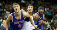 """Porziņģis atkal kļūst par spilgtāko zvaigzni un palīdz """"Knicks"""" izcīnīt ceturto uzvaru pēc kārtas"""