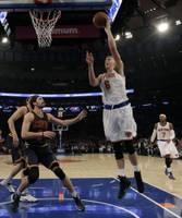 """Porziņģim 11+7, """"Knicks"""" galotnē piekāpjas """"Cavaliers"""""""
