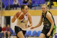 """""""Vega 1″/""""Liepāja""""basketbolistes tiek pie pārliecinošas uzvaras Baltijas līgas mačā"""