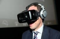 CSDD ar virtuālo realitāti izaicina autovadītājusLiepājā