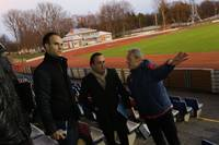 "UEFA inspicē ""Daugavas"" stadionu"