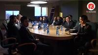 Ķīnas uzņēmēji meklē loģistikas iespējas Liepājā