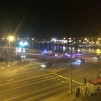 Vadītājs no Igaunijas uz pārejas notriec sievieti