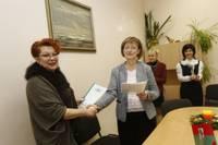 Paraksta sadarbības līgumu par ergonomiskas mācību vides radīšanu Liepājas skolās