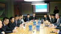 Ķīnas uzņēmēji novērtē Liepājas ostas iespējas