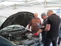 Bezmaksas auto pārbaudei liela piekrišana