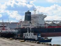 Liepājas ostā piecos mēnešos pārkrauj par 2,3% vairāk kravu