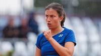 Sevastova WTA rangā pakāpjas uz 67. vietu
