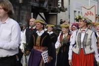 Kurzemes dziedātāji satiekas Kuldīgā