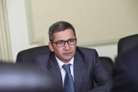Liepāju darba vizītē apmeklē Uzbekistānas vēstnieks