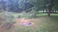 Sabiedriskās vietās patvaļīgi kurināt uguni nedrīkst!