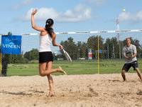 Liepāja iepazīsies ar pludmales tenisu