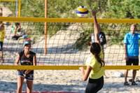 """""""Vega 1"""" pludmales volejbola līgas 5.posma un kopvērtējuma rezultāti"""