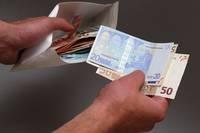Ēnu ekonomikas īpatsvars pērn Latvijā audzis līdz 25,5%