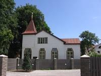 No augusta Liepājas Krusta evaņģēliski luteriskā draudze atgriezusies savās telpās