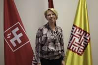 Nacionālā apvienība par mēru Liepājā virza Diānu Švānbergu