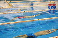 Jaunie peldētāji cīnījās Jelgavā