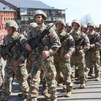 Latvijas armijai – 98
