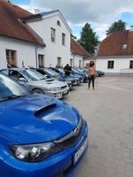 """""""Subaru"""" saimnieki no Liepājas piedalās labdarības akcijā"""