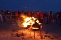 """Festivāls """"Via Baltica"""" noslēdzas ar Senās uguns nakti"""