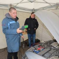 Steidz izmantot iespēju bez maksas veikt auto pārbaudi pirms ziemas; biežākās nepilnības – neuzlādēti akumulatori