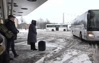 Kurzemē samazinās autobusu reisu skaitu