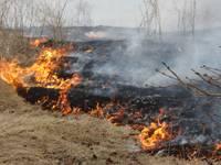 Turpina dzēst kūlas ugunsgrēkus