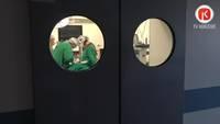 Liepājā turpmāk veiks Latvijā reto laparoskopisko cirkšņa trūces operāciju