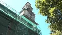 Sākas Liepājas Sv. Trīsvienības katedrāles glābšanas darbu pēdējais posms