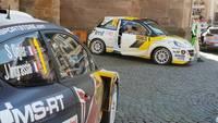 Papildināts – Sesks uzvar arī pēdējos trijos ātrumposmos WRC debijā