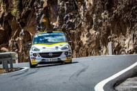Seska ekipāža debiju Vācijas WRC sāk ar ātrāko laiku savā klasē