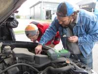 Pasīvi izmanto iespēju sagatavot auto ziemas sezonai