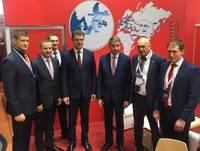 Turpina attīstīt ekonomisko sadarbību ar Baltkrieviju
