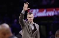 """Porziņģis un """"Knicks"""" nevienojas par debitanta līguma pagarināšanu"""