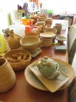 Noslēdzas keramikas un dārza darbu nodarbības cilvēkiem ar invaliditāti