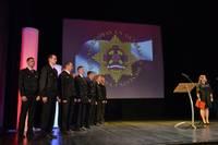 Svētkos godina labākos Kurzemes reģiona ugunsdzēsējus