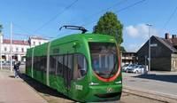 Par 12,83 miljoniem eiro Liepājā turpinās tramvaju līniju pārbūvi un iegādāsies divus tramvajus