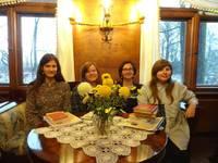 Anna Šēfere saņem balvu literatūrzinātnē
