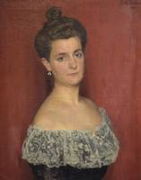 Muzejā skatāmi Jaņa Rozentāla darbi no Kurzemes kolekcijas