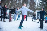 Ziemas peldētāji trenēsies kopā ar krosfita sporta klubu