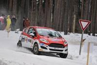 Sesks/Caune Zviedrijas WRC treniņos uzrāda trešo ātrāko laiku