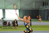 LOC Tenisa hallē organizēs amatieru tenisa turnīrus