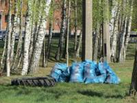 Izgāztuvē jau nogādāts vairāk nekā 54 tonnas satalkoto atkritumu