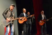 "Ar skaņu plati ""Credo"" un draugi apsveic Maestro Raimondu Paulu jubilejā"