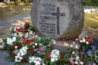 Ar vairākiem pasākumiem godinās komunistiskā genocīda upuru piemiņu