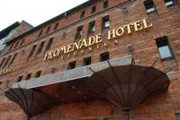 """Promenade Hotel"" apgrozījums pērn pieauga par 12,7%"