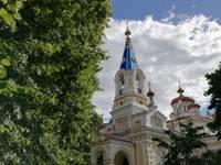 Atjauno Sv. Trīsvienības pareizticīgo draudzes katedrāli