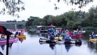 """Augusta beigās pie Bārtas upes notiks rītausmas sagaidīšanas koncerts """"Ausma 2021"""""""